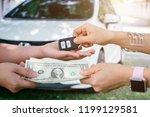 chiang mai  thailand   october... | Shutterstock . vector #1199129581