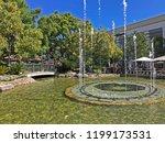 los angeles sep 22  2018 ... | Shutterstock . vector #1199173531