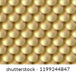 Gold Foil Mermaid Tail Texture...