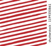 banner with red background and... | Shutterstock . vector #1199350861