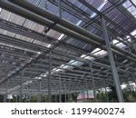 solar collector  heat for solar ... | Shutterstock . vector #1199400274