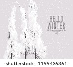 vector illustration with... | Shutterstock .eps vector #1199436361