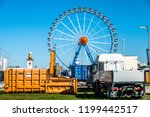 munich  germany   september 12  ...   Shutterstock . vector #1199442517