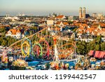 munich  germany   september 27  ...   Shutterstock . vector #1199442547