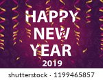 greeting background with... | Shutterstock .eps vector #1199465857