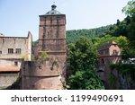 heidelberg  germany   august 25 ...   Shutterstock . vector #1199490691