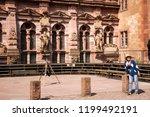 heidelberg  germany   august 25 ...   Shutterstock . vector #1199492191