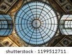 milan italy  september 2018....   Shutterstock . vector #1199512711