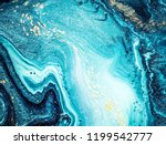 abstract ocean  art. natural... | Shutterstock . vector #1199542777