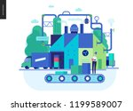 business series  color 3  ... | Shutterstock .eps vector #1199589007