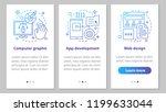digital technology onboarding... | Shutterstock .eps vector #1199633044