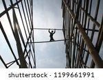 rebuil los tobacco build los... | Shutterstock . vector #1199661991