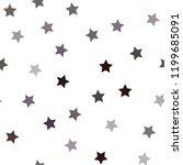 dark black vector seamless... | Shutterstock .eps vector #1199685091