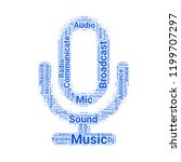 radio microphone icon