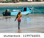 sinai egypt october 6  2018... | Shutterstock . vector #1199766001