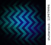 abstract blue background zigzag ... | Shutterstock . vector #119979994