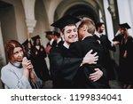 hugs. parents. congratulations. ...   Shutterstock . vector #1199834041