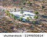 okavango delta  okavango...   Shutterstock . vector #1199850814