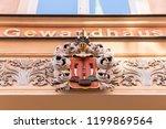 stralsund  germany   may 12 ... | Shutterstock . vector #1199869564