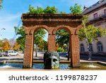 strasbourg  france   september... | Shutterstock . vector #1199878237