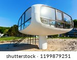 binz  germany   may 09  2018 ... | Shutterstock . vector #1199879251