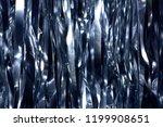 plastic sheet metal shiny. when ... | Shutterstock . vector #1199908651