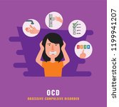 Ocd. Obsessive Compulsive...