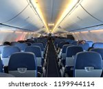 inside the cabin of airplane...   Shutterstock . vector #1199944114