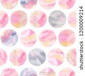 watercolor seamless pattern.... | Shutterstock . vector #1200009214