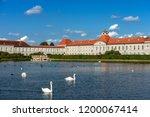 nymphenburg palace  schloss...   Shutterstock . vector #1200067414