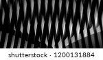 lath structure of wall  roof or ... | Shutterstock . vector #1200131884