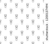 shaving brush pattern vector... | Shutterstock .eps vector #1200137494