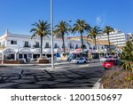 benalmadena  spain   june 1 ... | Shutterstock . vector #1200150697