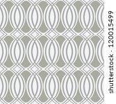 seamless retro wallpaper pattern | Shutterstock .eps vector #120015499