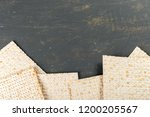 jewish traditional passover... | Shutterstock . vector #1200205567