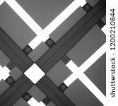 lighting fixtures. collage... | Shutterstock . vector #1200210844
