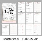 Wedding Planner Printable...
