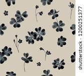 vector seamless pattern of... | Shutterstock .eps vector #1200251377