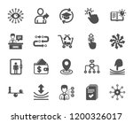 artificial intelligence ... | Shutterstock .eps vector #1200326017