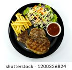 Steak Kurobuta Pork Chop Black...