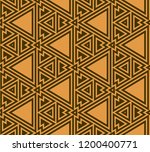 abstract seamless color pattern ... | Shutterstock .eps vector #1200400771