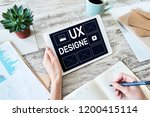 ux design. user experience...