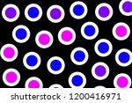 disks backdrop with irregular... | Shutterstock . vector #1200416971