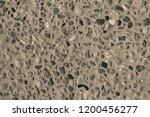 spotty texture of an abstract... | Shutterstock . vector #1200456277