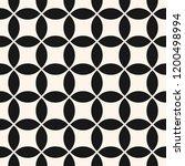 vector geometric seamless... | Shutterstock .eps vector #1200498994