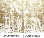 gold grunge texture to create... | Shutterstock . vector #1200519031