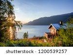 Norwegian Wooden Summer House ...
