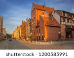 elblag  poland    september 21  ... | Shutterstock . vector #1200585991