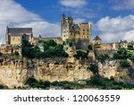 chateau de beynac castle... | Shutterstock . vector #120063559