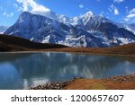 a clear picture of the high... | Shutterstock . vector #1200657607